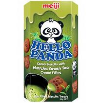 Meij - Hello Panda - Matcha Green Tea 50 Gram