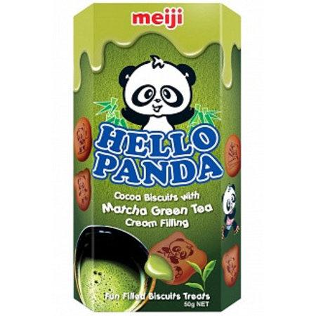 Meij Meij - Hello Panda - Matcha Green Tea 50 Gram