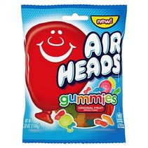 Airheads - Gummies Peg Bag 108 Gram