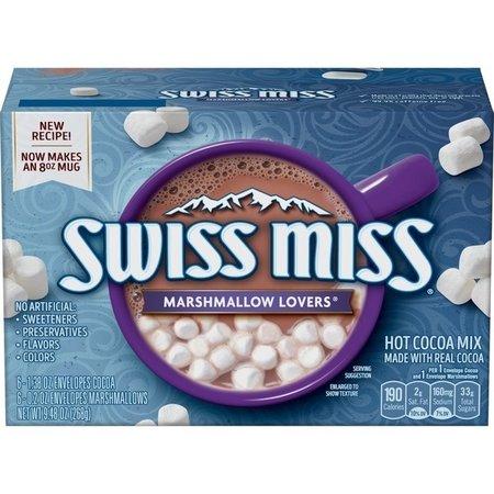 Swiss Miss Swiss Miss - White Marshmallows Lovers Hot Chocolate Mix 268 Gram