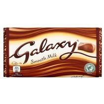 Galaxy - Milk Chocolate Bar 110 Gram