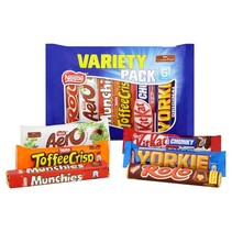 Nestle - Chocolate Variety 6-Pack 264 Gram