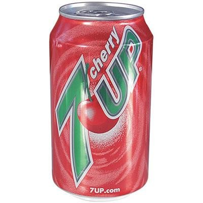 7-up 7UP - Cherry 355ml