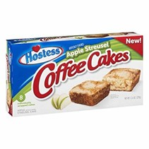 Hostess - Apple Streusel 329 Gram