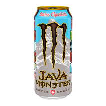 Monster - Java Swiss Chocolate 443ml