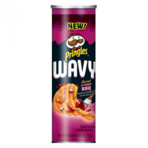 Pringles - Wavy Sweet & Tangy BBQ 137 Gram