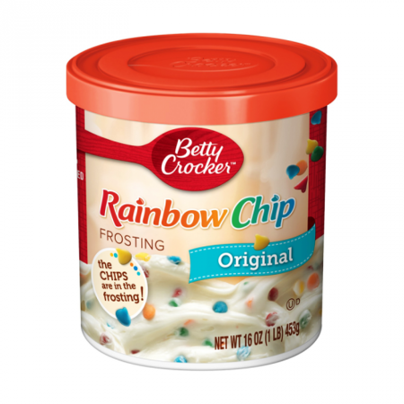 Betty Crocker Betty Crocker - Frosting Rainbow 453 Gram