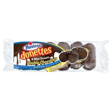 Hostess Hostess - Double Chocolate Frosted 85 Gram