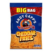 Andy Capp - Cheddar Fries 227 Gram