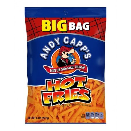 Andy Capp Andy Capp - Hot Fries 227 Gram