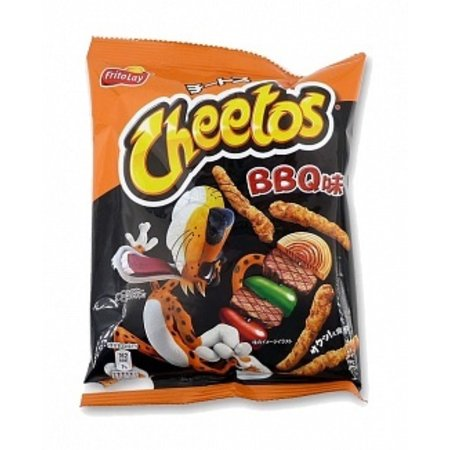 Cheetos Cheetos - BBQ 75 Gram