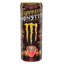 Monster - Espresso And Milk 250ml (UK product)