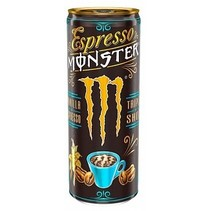 Monster - Espresso Vanilla 250ml (UK product)