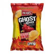 Herr's - Smokin' Hot Ghost Pepper Potato Chips 184,3 Gram