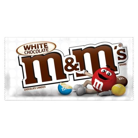 M&M's M&M's White Chocolate 42,5 Gram