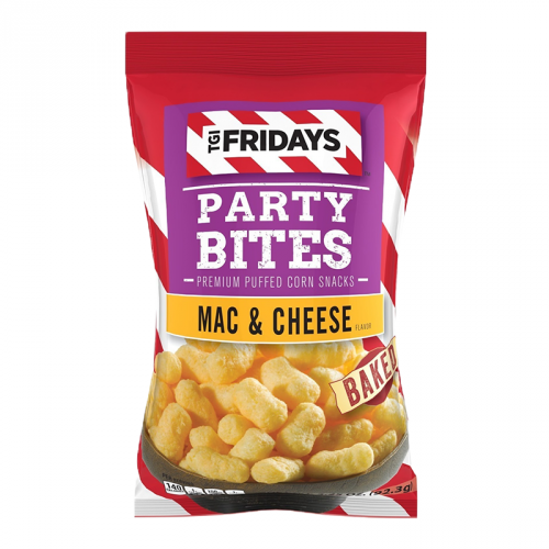 TGI Fridays TGI Fridays - Mac & Cheese Party Bites 92 Gram