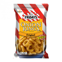 TGI Fridays - Onion Rings Baked Snacks 80 Gram