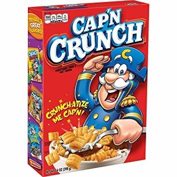 Capn Crush Capn Crunch Original 396 Gram