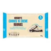 Hershey's - Cookies 'N' Crème Rounds 96 Gram