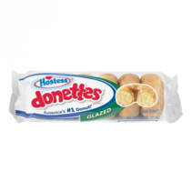Hostess - Glazed Donettes 105 Gram