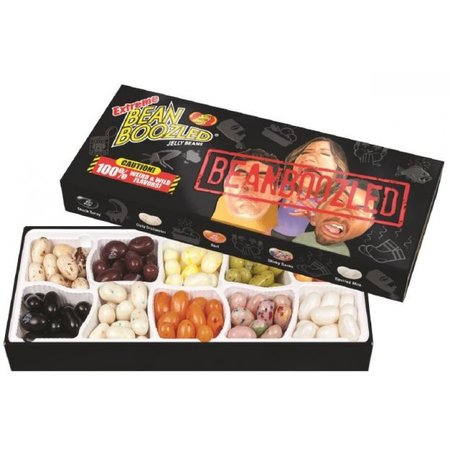 Jelly Belly Jelly Belly - Extreme Bean Boozled Gift Box 125 Gram