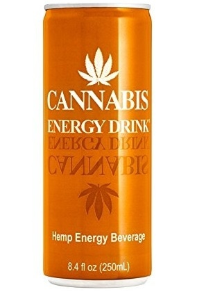 Cannabis Energy Cannabis Energy Drink Mango 250ml