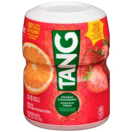 Tang - Orange Strawberry Flavored Drink Mix 510 Gram