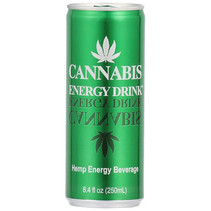 Cannabis Energy Drink Regular 250ml