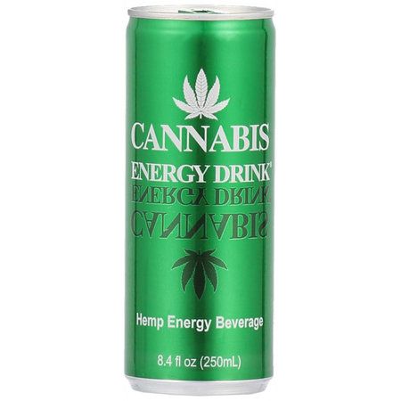 Cannabis Energy Cannabis Energy Drink Regular 250ml