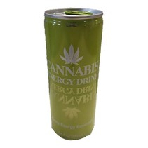 Cannabis Energy Drink Lime 250ml