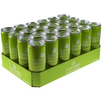 Cannabis Energy Drink Lime 250ml 24 Blikjes