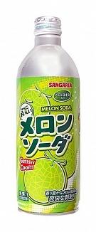 Sangaria Sangaria - Melon Soda 500ml