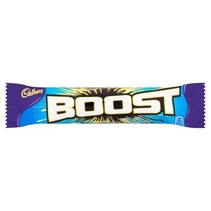 Cadbury Boost Chocolate Caramel & Biscuit Energy 48.5 Gram