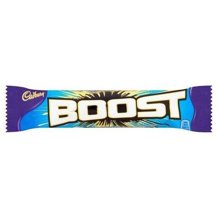 Cadbury Cadbury Boost Chocolate Caramel & Biscuit Energy 48.5 Gram