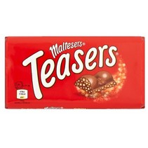 Malteser - Teasers Block 100 Gram