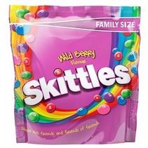 Skittles - Wild Berry Pouch 196 Gram
