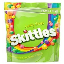 Skittles - Sours  Pouch 196 Gram