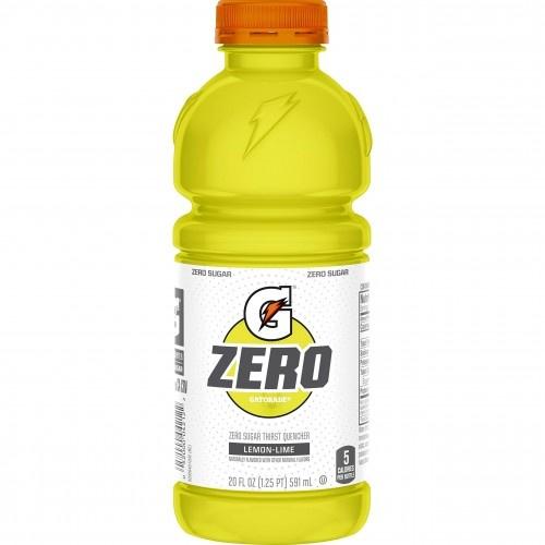 Gatorade Gatorade -  Lemon Lime Zero 591ml