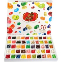 Jelly Belly - 50 Flavours Giftbox 600 Gram