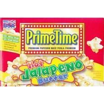 Prime Time - Jalapeno Popcorn 3-Pack (3x68 gram)