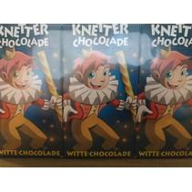 Smurfen Knetter Chocolade Witte Chocolade 3 x 50 Gram