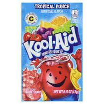 Kool-Aid - Tropical Punch 4,5 Gram