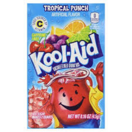 Kool Aid Kool-Aid - Tropical Punch 4,5 Gram