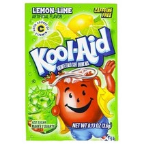 Kool-Aid - Lemon-Lime 3,6 Gram