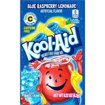 Kool-Aid - Blue Raspberry Lemonande 5,2 Gram