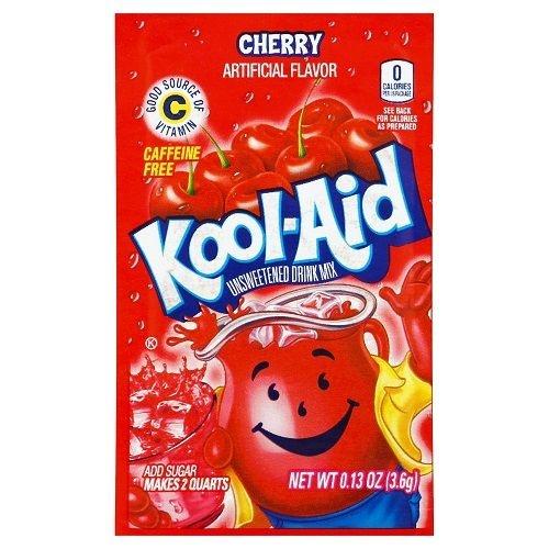 Kool Aid Kool-Aid - Cherry 3,6 Gram