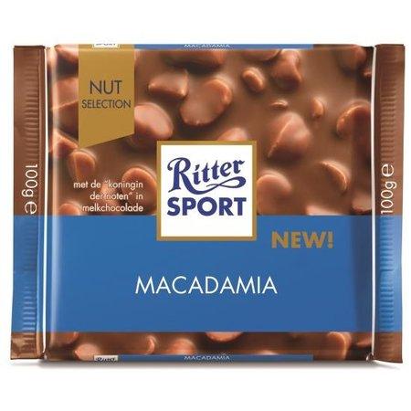 Ritter Sport Ritter Sport - Macadamia 100 Gram