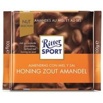 Ritter Sport - Honing Zeezout 100 Gram