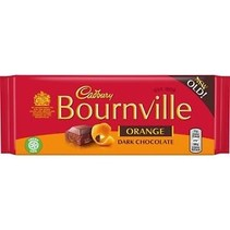 Cadbury - Bournville Orange 100 Gram