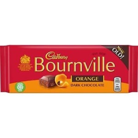 Cadbury Cadbury - Bournville Orange 100 Gram